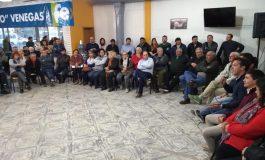 Se realizó la Primera Reunión Plenaria del Partido Fe sin su presidente