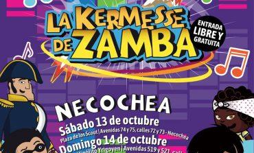 Llega nuevamente la Kermesse de Zamba