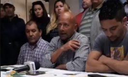 """Municipales: """"no sólo no nos pagan sino que ahora nos cagan a palos"""""""