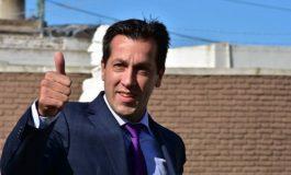 Rojas toma licencia como concejal