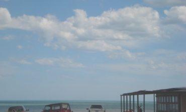 Tragedia en la playa: un nene de 2 años murió atropellado por una camioneta