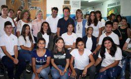Sánchez Zinny lanzó en Necochea la orientación en Turismo para escuelas secundarias