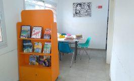 Ya funciona en el  CIC una biblioteca para niños y adultos