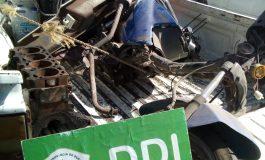 Robaba vehículos en Mar del Plata y los reducía en nuestra ciudad