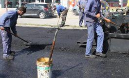 50 millones de pesos en asfalto
