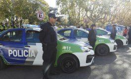 Seguridad: llegaron 4 móviles y 15 efectivos policiales