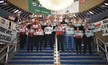 Casino: el borrador del Decreto para el cierre definitivo está a la firma de Vidal
