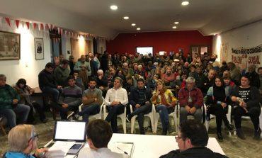 Los Radicales decidieron en asamblea, y por unanimidad, que Diez es el precandidato a intendente