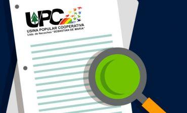 UPC: La factura vendrá troquelada y será optativo el pago de la Cuota Capital