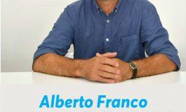Alberto Franco presentó su precandidatura a intendente por Unidad Ciudadana