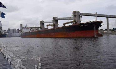 El puerto se acerca a su récord anual histórico de 2016 con más de 800 mil toneladas mensuales