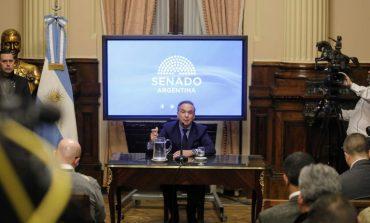 """Pichetto, sobre la propuesta para ser vice de Macri: """"Inmediatamente le dije que sí"""""""