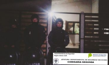 Sujetos con amplios antecedentes detenidos por haber asaltado y herido a un remisero