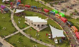 Puerto Quequén arma un complejo gastronómico y comercial en el acceso a la Escollera Sur