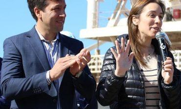 Vidal pidió a los necochenses que voten a Rojas