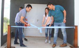 López inauguró un salón de usos múltiples en Quequén