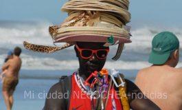 Repudio a la discriminación que sufrió un vendedor ambulante de la playa