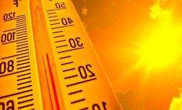 Ola de calor en la Provincia