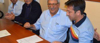 Vino Ayala, donó sabanas y útiles y aclaró que el Partido Fe no pertenece más a Cambiemos