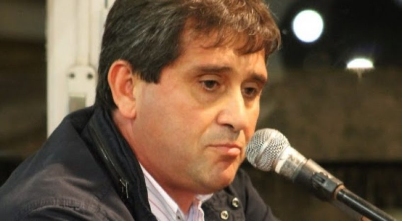 """Un médico amenazó al intendente de Lobería: """"Acordate lo que le pasó a Rodríguez"""""""