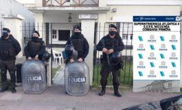 Secuestran drogas y un Handy con la frecuencia policial