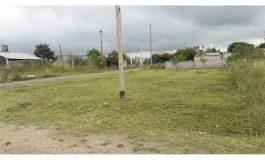 Evitan la ocupación de un terreno en Quequén