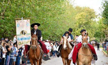 Celebraron los 122 años de la fundación de Juan N. Fernández