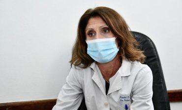 Carina Mazeris es la nueva directora del hospital Irurzun