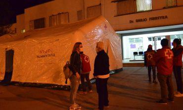 Levataron la cara de la Cruz Roja del Hospital Ferreyra