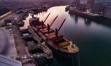 Puerto Quequén realizó 17 embarques en una semana