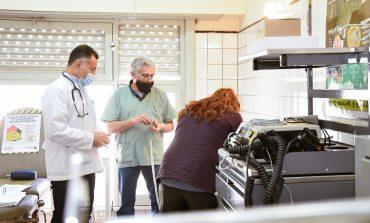 Santamarina cuenta con un médico en la Unidad Sanitaria