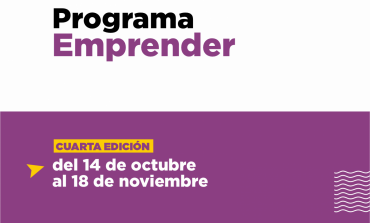 En el mes aniversario de la ciudad, se dictará la cuarta edición del Programa Emprender