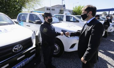 Kicillof anunció un aumento salarial para la policía bonaerense